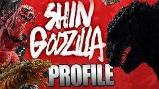 Shin Godzilla |KAIJU PROFILE