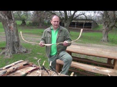 Grózer Csaba - Az íjak összehasonlítása - Compare the bows