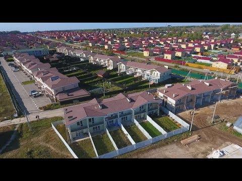 (0+) Коттеджный поселок «Фроловский» - уголок Европы недалеко от Нижнего
