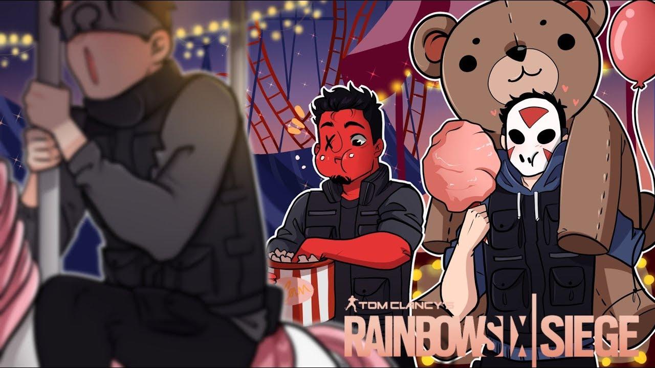 Rainbow six seige hentia  XVIDEOSCOM