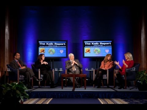 The Kalb Report -- War Reporting:  The New Rules of Engagement
