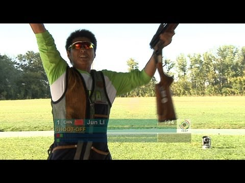 Finals Double Trap Men - ISSF World Championship Shotgun 2011, Belgrade (SRB)