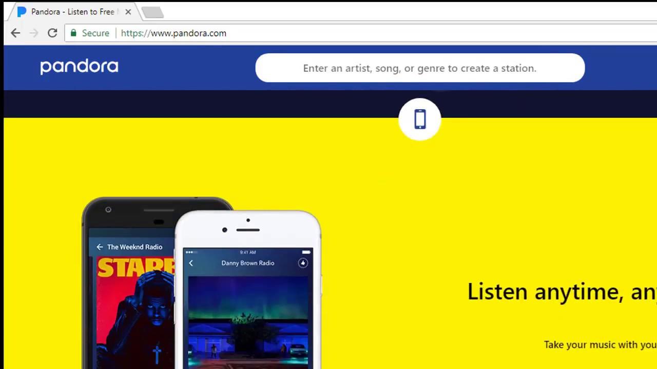 5 Best VPNs for Pandora - Listen to Pandora Radio Abroad
