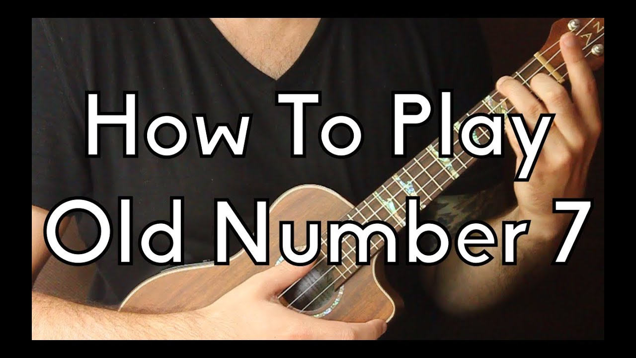 Ukulele how to play old number 7 by devil makes three youtube ukulele how to play old number 7 by devil makes three hexwebz Image collections