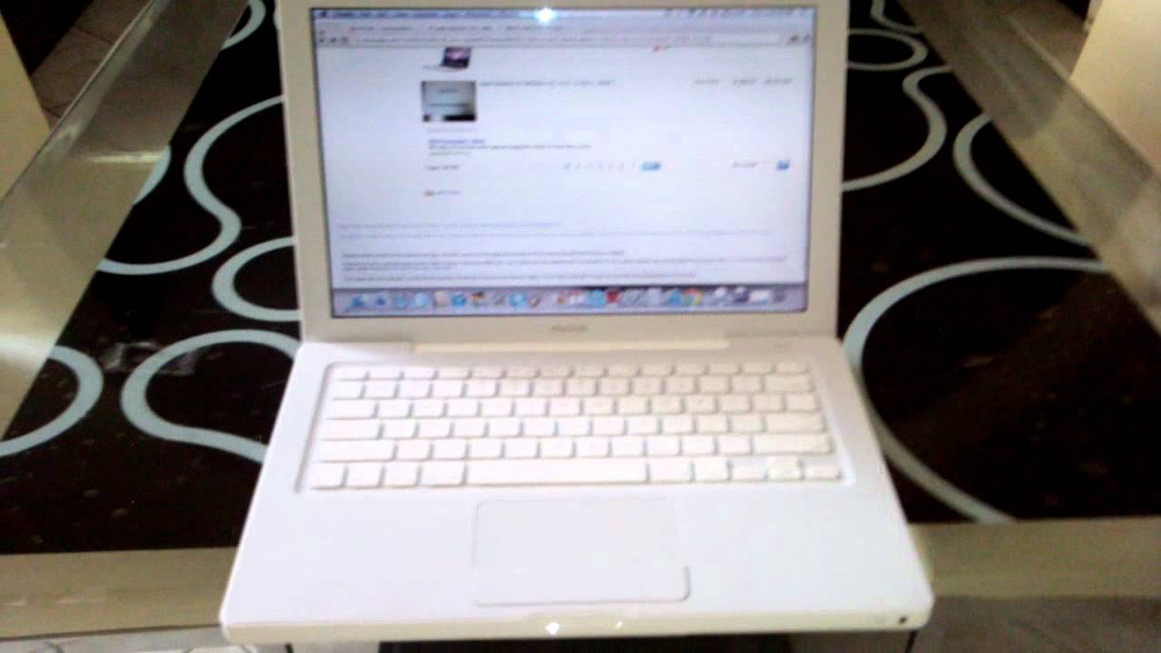 Image Gallery 2007 Macbook White