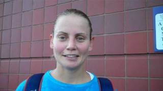 Jelena Dokic interview: US Open 2011