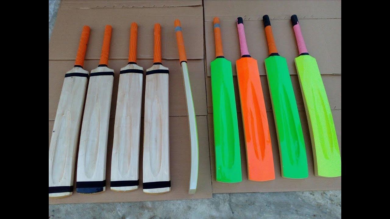 Tennis Ball Bat Made In Sialkot Pakistan Corival Sports Youtube