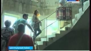 В Сочи обманутые дольщики заселились в недостроенные дома