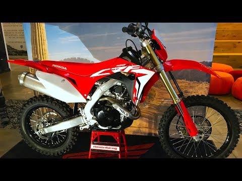 2019 Honda CRF450X - Dirt Bike Magazine