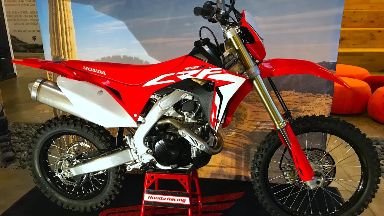 2019 honda crf450x dirt bike magazine youtube rh youtube com