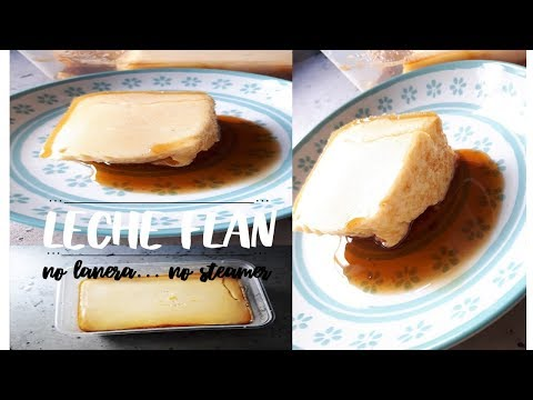 How To Make Leche Flan Without Lanera And Steamer ^_^