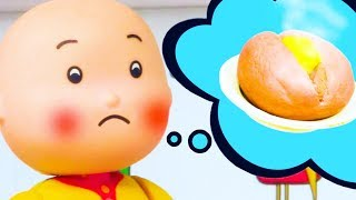 ★NEW★ 🔥 Caillou and the Hot Potato 🥔 Funny Animated Kids show | Caillou Stop Motion