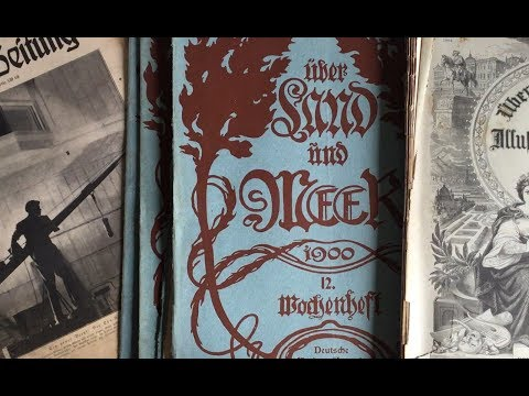 Etsy update | antique magazines limited supply |
