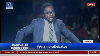 Anambra Governorship Debate Pt 10