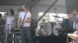 Bon Iver - Towers - New Orleans Jazz and Heritage Festival - 4/27/12