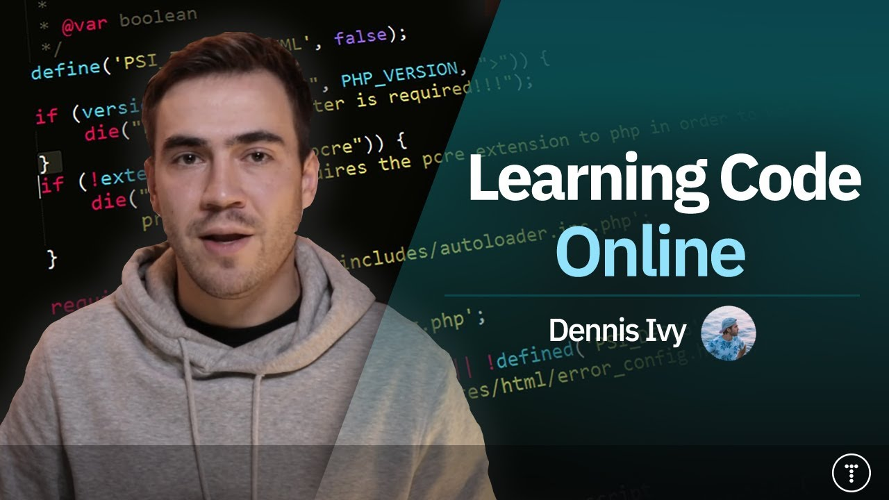 How Far Can Learning Code Online Take You?