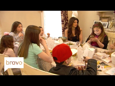 RHONJ: Teresa's First Day Without Joe (Season 7, Episode 16) | Bravo