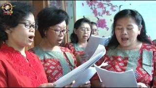 Datanglah ya Tuhan Misa Kunjungan Kasih PERKASIH Surabaya di Bhakti Luhur Bandung