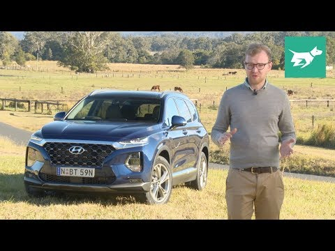 Hyundai Santa Fe 2019 review
