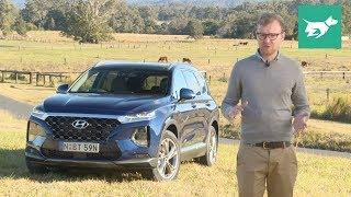 Hyundai Santa Fe 2019 review