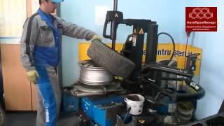 Monty 3300 Шиномонтажный станок Hofmann - пример работы(«АвтоПромИмпорт» - отечественная компания, занимающаяся реализацией специализированного оборудования..., 2013-09-12T12:00:39.000Z)
