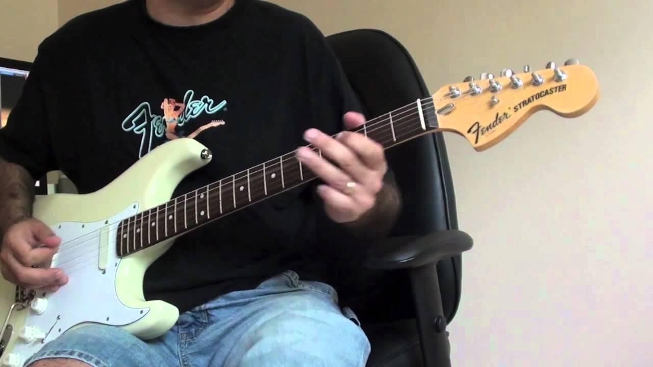 ritchie blackmore set-neck stratocaster demo - youtube ritchie blackmore stratocaster wiring