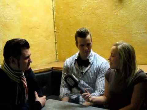 The Baseballs im Interview bei Gong 97,1!