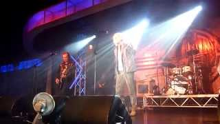 The Boomtown Rats 'Someone's Lurking' & 'She's So Modern' 11.10.14