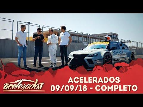 Acelerados (09/09/18) | Completo