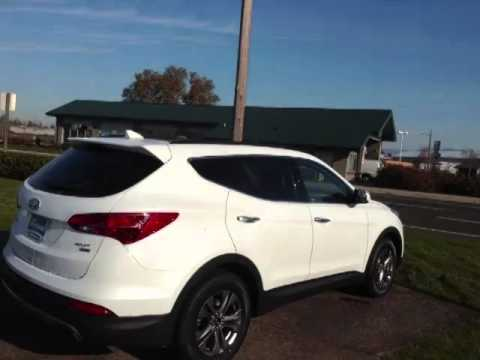 2015 Hyundai Santa Fe Sport In Eugene Or Youtube