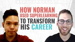 Become A SuperLearner Student Success Story: How Norman Used SuperLearning to Make a Career Change
