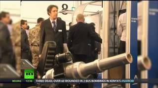Arms around the world - UK companies arming 23 of 28 countries on