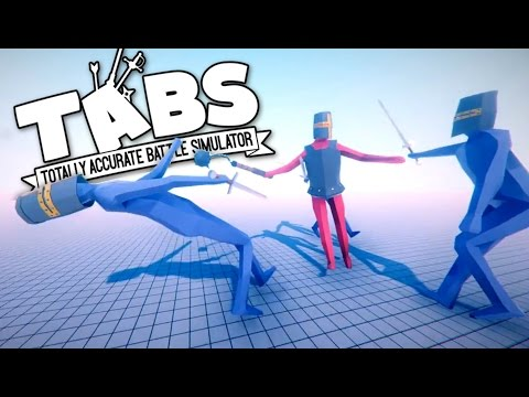 TABS - The Amazing New Flail and New Music!- Totally Accurate Battle Simulator