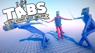 tabs the amazing new flail and new music totally accurate battle simulator