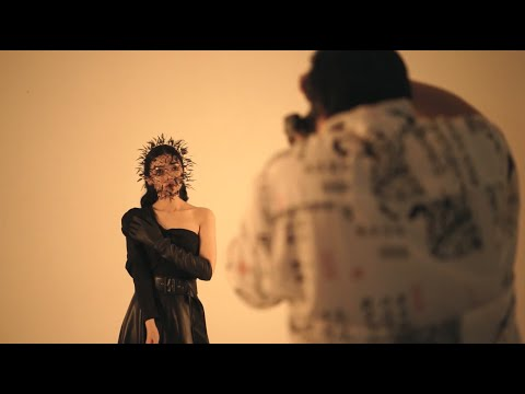 Isyana Sarasvati Sikap Duniawi & Lexicon Photoshoot  Behind The Scene