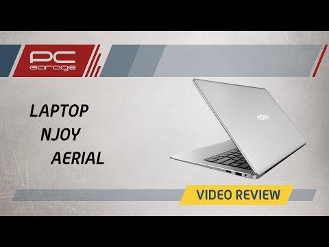 PC Garage – Video Review Laptop nJoy Aerial