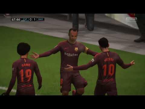Iniesta FIFA 18!