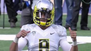 Marcus Mariota - City On My Back