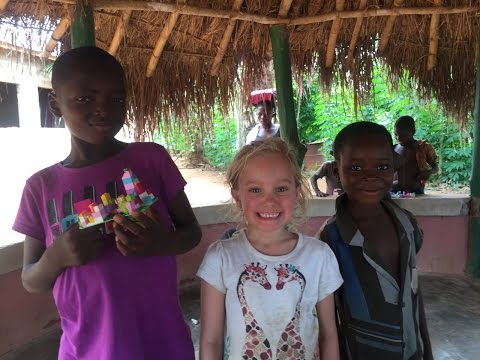 Togo West Africa with Kids
