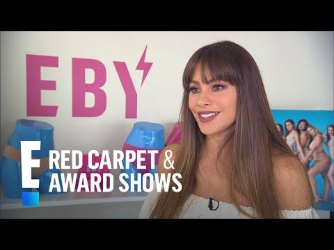 Sofia Vergara Launches EBY Underwear Line | E! Live from the Red Carpet