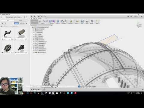 WIP Stream: 3D Modelling Lightning generator