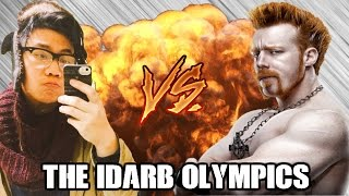 "ANGRY IRISH MAN LOSES HIS MIND PLAYING A SPORTS GAME ""IDARB FUNNY MOMENTS"""