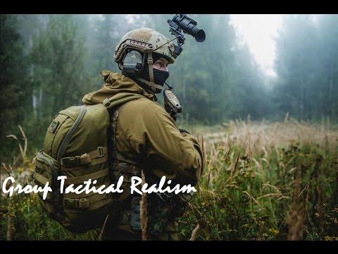 Arma 3 - Group Tactical Realism | Test @ACE mod v3.7