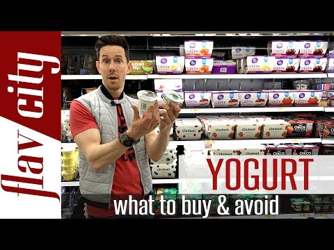 Everything You Need To Know About Buying Yogurt Greek, Organic, Grassfed, & More