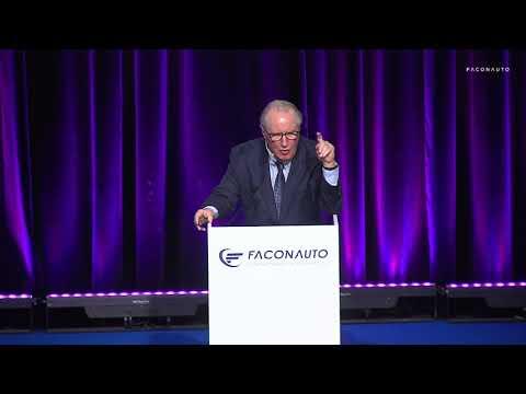 Congreso Faconauto 2020, José María Gay de Liébana, economista y escritor