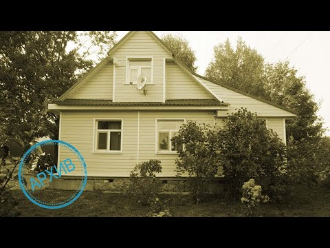 Дом в деревне Костенево
