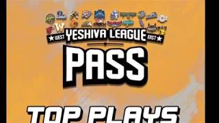 Yeshiva League Pass Top Plays March 1 2019