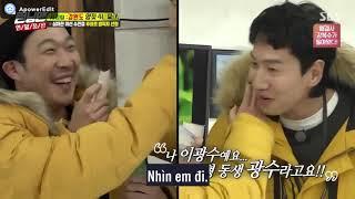 [Running man] - HaHa và chiếc điện thoại chứa tất cả bí mật của các thành viên