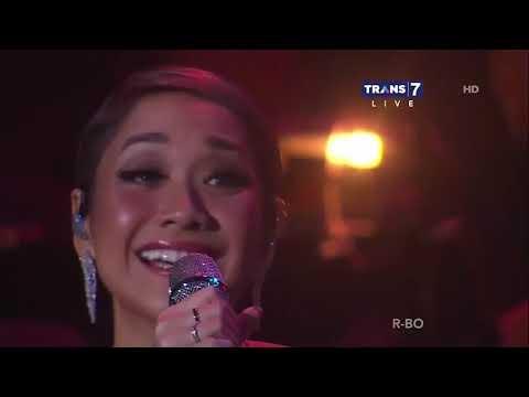 Aku Dan DiriMu    Ari LAsso  Feat Bunga Citra Lestari    Konser 25 Tahun