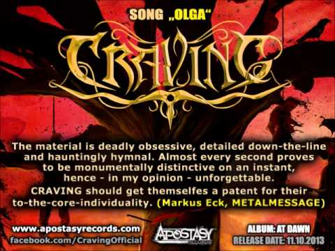 CRAVING - Olga (Album Track)